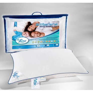 The Antibacterial Pillow