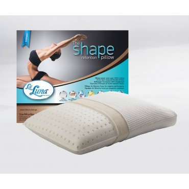 The shape retention pillow