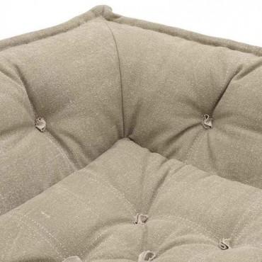Υφασμάτινος καναπές τριθέσιος κωδικός:7-50-123-0001